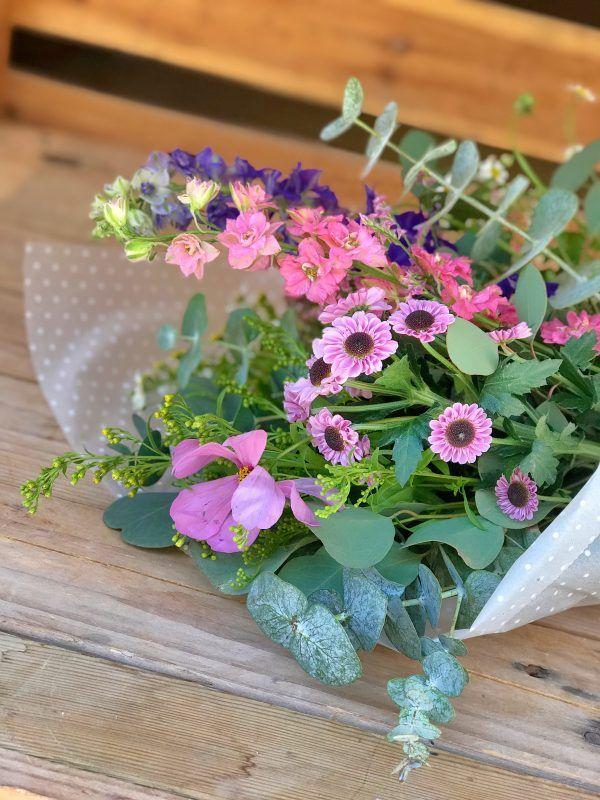 Ramo flores silvestres