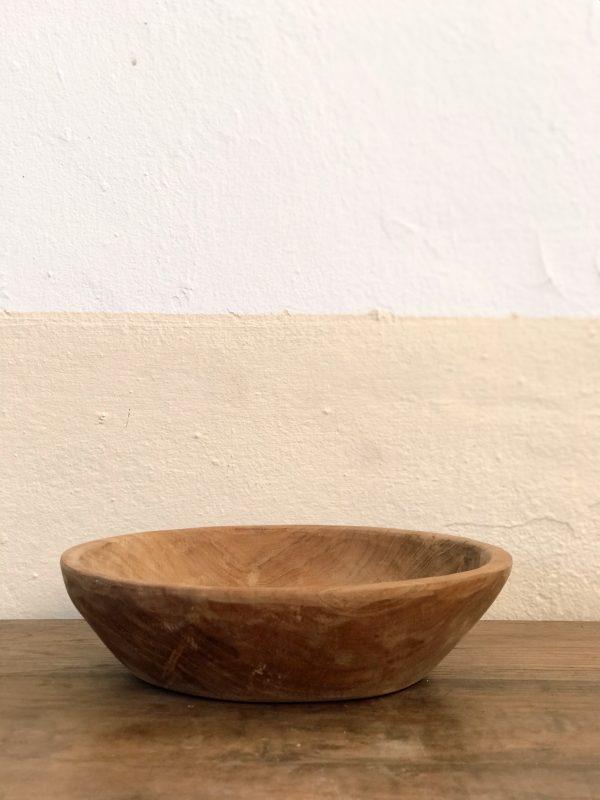 Fuente Raíz en madera natural