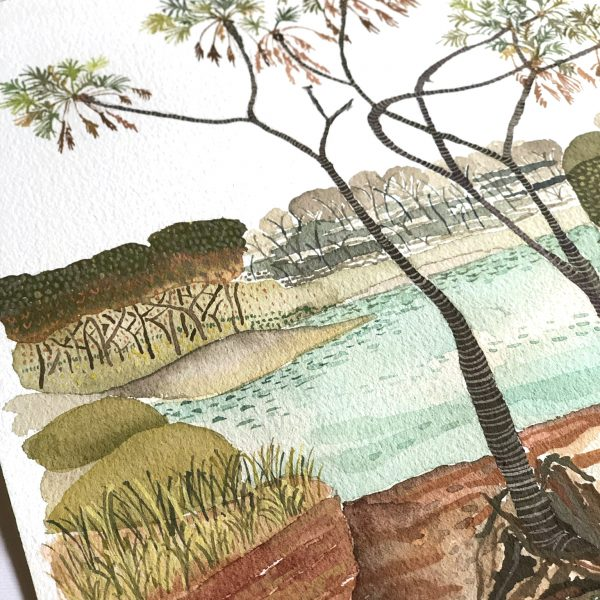Samburu Reserve Kenya – Obra original